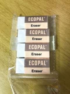 Ecopal 擦膠