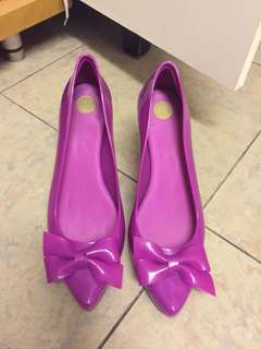 Melissa barbie jelly shoes