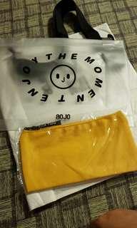 BN Transparent Messenger Bag