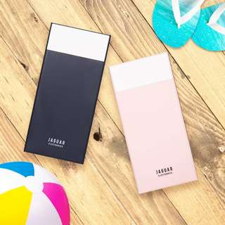 "Jaguar Powerbank 20,00 MAH ""Available Blue and Pink Color"" Order now!"