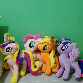 Brandnew with tags My Little Pony Stuff toys