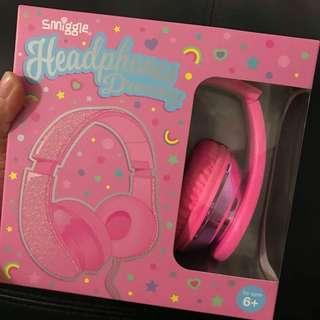 SMIGGLE Headphones Dreamy