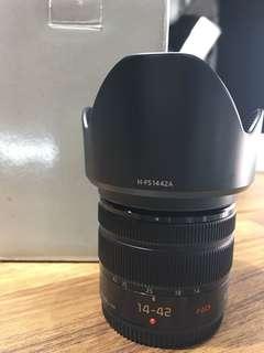 🚚 Panasonic 14-42mm F3.5-5.6 II / 盒裝