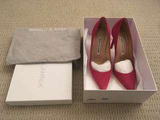 Manolo Blahnik - BB heels