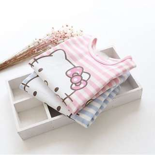 🚚 Hello Kitty tshirt tee shirt (PO)