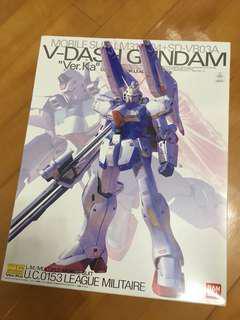 Gundam 模型 MG V-Dash Gundam Ver.KA