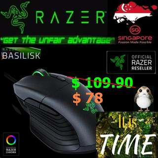 Razer Basilisk ( Offer till 15 July 2018...End )