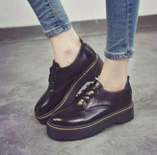 🚚 復古英倫馬丁鞋  皮鞋