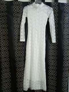 Dinner dress (lace)