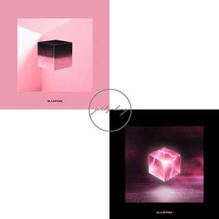 [PO] BLACKPINK - Square Up (Black/ Pink/ Set)