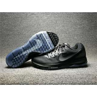 NIKE ZOOM all OUT 黑 子母鞋面 全氣墊 跑鞋 878670 001 男