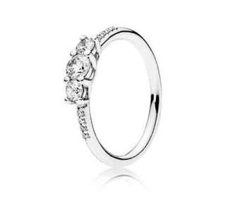 Pandora fairytale sparkle ring
