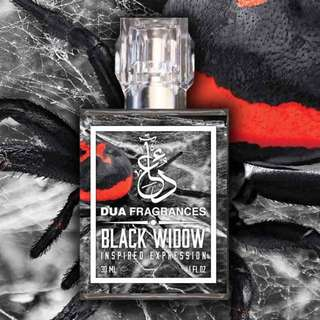 Dua Fragrance Black Widow