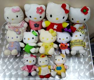 Hello kitty bundle 12 pcs