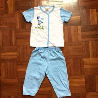 [NEW] Tollyjoy Baby Boy Blue Set