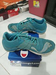 Puma Running shoe second