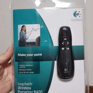 Logitech Presentation Pointer