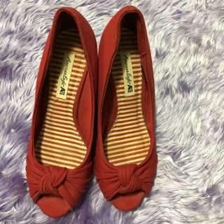 Red Shoes (Imported)