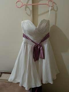 🚚 緞面小禮服