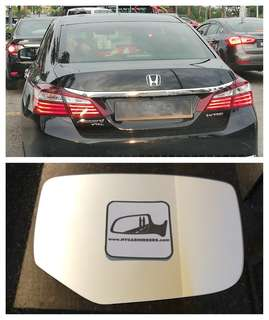 Honda Accord side mirror all models and series