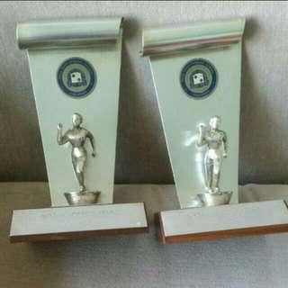 1975 Retro Vintage Antique Medal Trophy