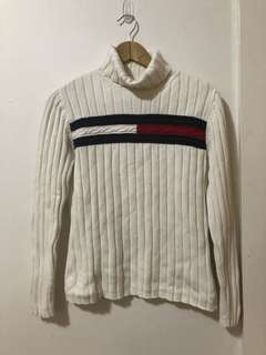 TOMMY HILFIGER JEANS | Roll neck knitted jumper