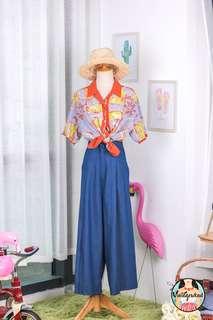 🍿 Vintage Blouse VB1654