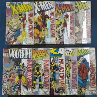 X-Men: Phalanx Covenant (Complete)