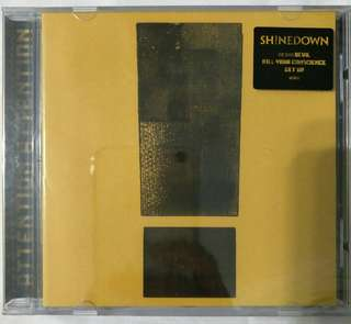 [Music Empire] Shinedown - Attention Attention CD Album
