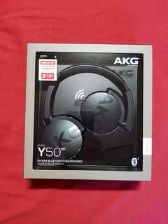 AKG Y50 BT
