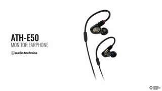 Audio Technica E50