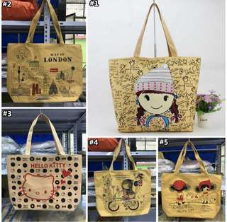korean handmade bags