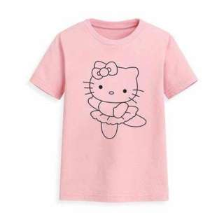 Hello Kitty Kid T Shirt