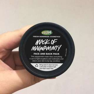 [TRIAL] Mask of Magnaminty (50g)