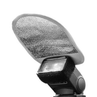 🚚 GODOX 神牛 White Sliver 2 in 1 Reflector Diffuser for Speedlite Flash 光燈 銀白雙面 反光板 柔光板