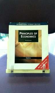 Principles of econonics book