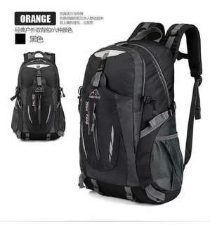 Bags for men available in different colors