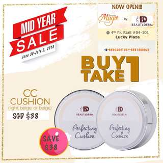 Beautederm Cushion