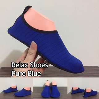 RELAX SHOES PURE BLUE