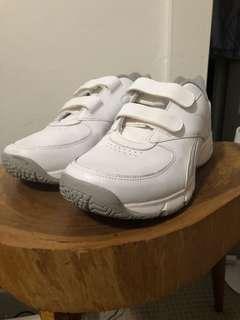 REEBOK | White sneakers with straps