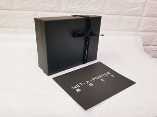 Netaporter Gift Box with full set