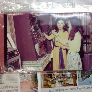 Vintage Photo About A4 Size Kodak Paper