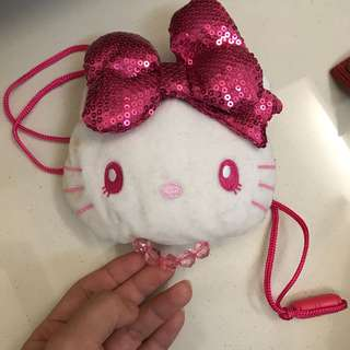 Universal Studio Japan Hello Kitty Coin Purse