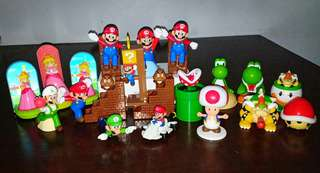 Mario Brothers Toys