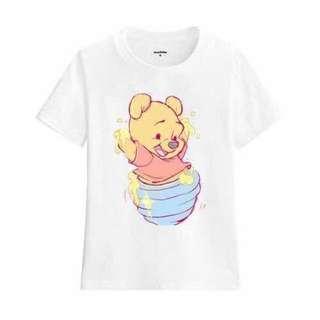 Pooh Kid T Shirt