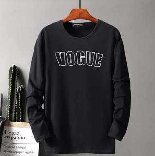 Vogue top available in different colors