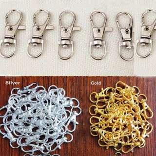 Clip Keychain Hook