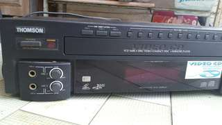🚚 Cheapest Thomson Amplifier with CD player for sale