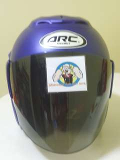 3006*** ARC RITZ Matt Blue Helmet For Sale 😁😁Thanks To All My Buyer Support 🐇🐇 Yamaha, Honda, Suzuki