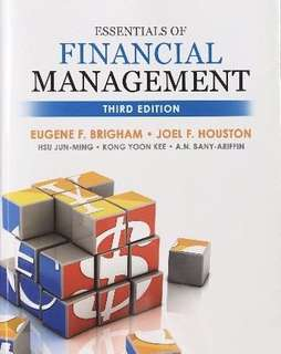 AB1201 Financial Management Textbook